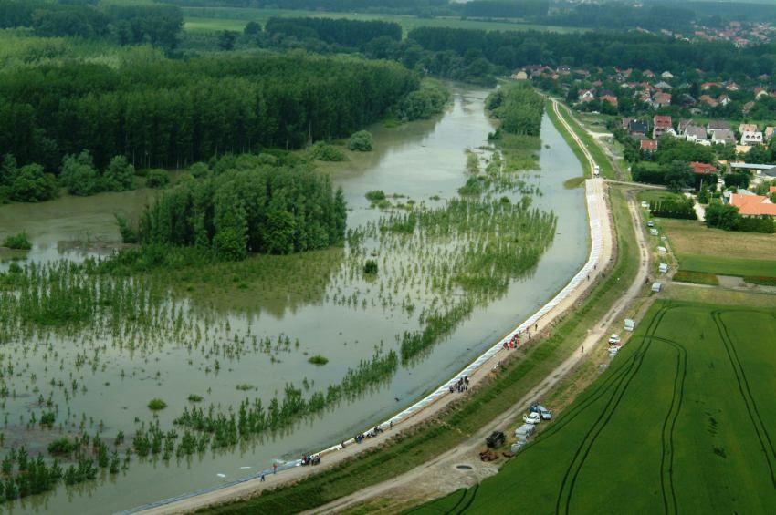 Nyolc év alatt teljesen átszabták az ország árvízvédelmi stratégiáját