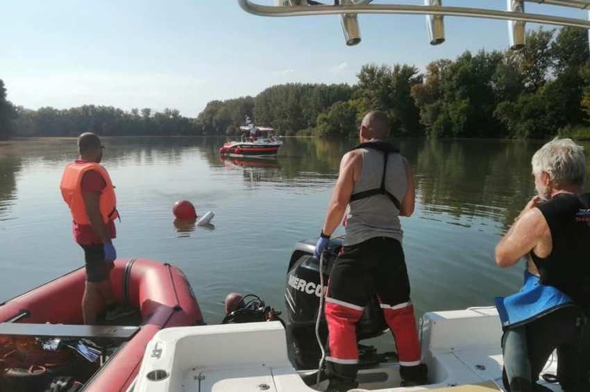 Megtalálták a tiszai csónakbalesetben eltűnt horgász holttestét