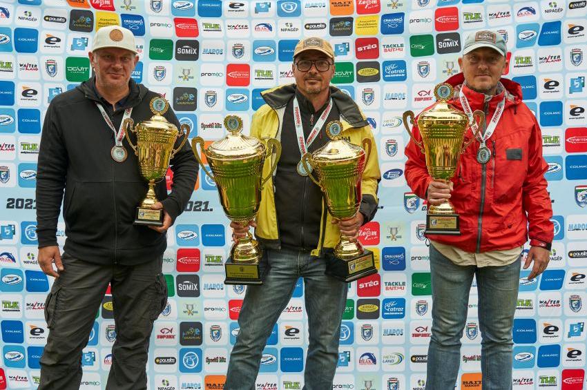 Tölgyesi Levente a műlegyező országos bajnok
