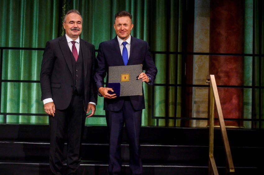 Döme Gábort is kitüntették október 23-a alkalmából