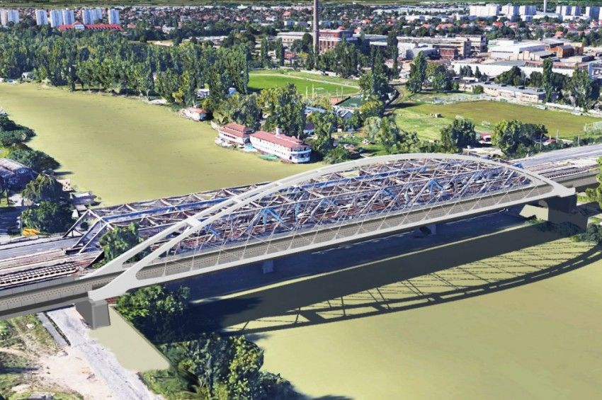 Több új híd is épülhet Magyarországon