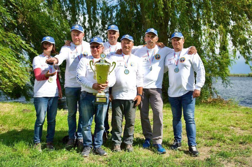 A Heves Horgász Team nyerte a Klubcsapat OB-t
