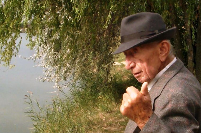 101. születésnapját ünnepelte az ország legidősebb horgásza