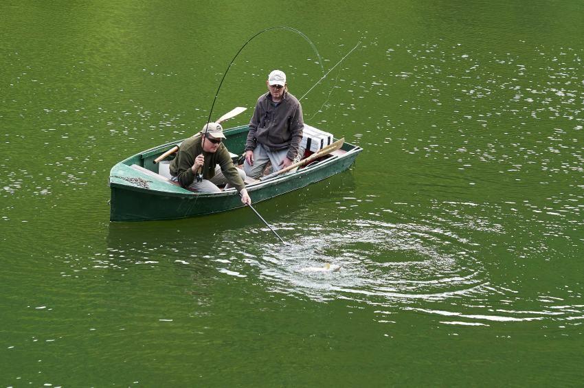 Ismeretlen halra kell horgásznia a vébén a magyar műlegyezőknek