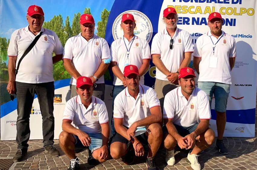 Kiválóan kezdték a magyarok a nemzetek horgász-világbajnokságát
