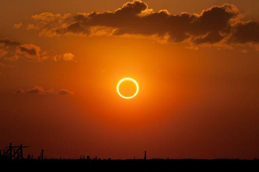 Magyarországról is láthatjuk a júniusi napfogyatkozást