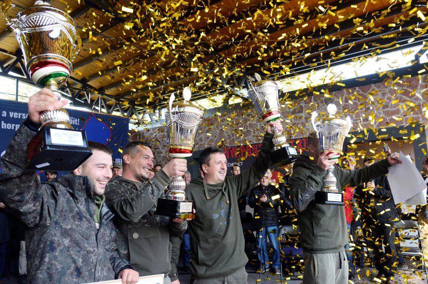 A Nash Hungary Team nyerte a IX. NBBH-t, és övék a legnagyobb hal is